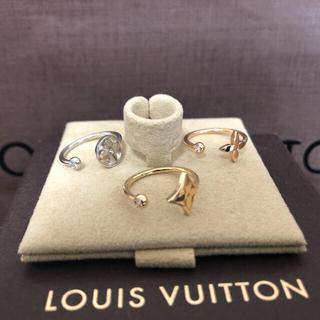 ルイヴィトン(LOUIS VUITTON)のルイヴィトン  3連 リング(リング(指輪))