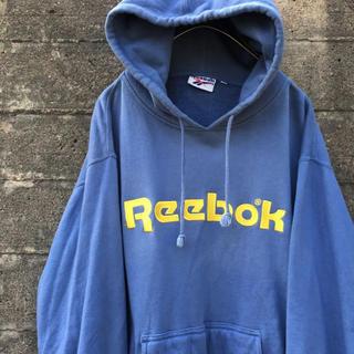 Reebok - 90's Reebok リーボック スウェットフーディ L
