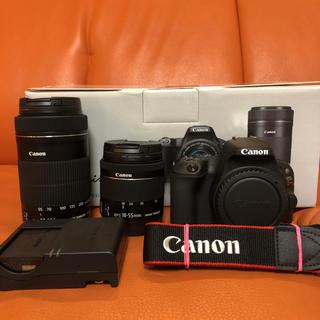 Canon - キャノン EOS kiss X9 ダブルズームキット