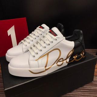 DOLCE&GABBANA - ドルチェアンドガッバーナ Dolce&Gabbana スニーカー
