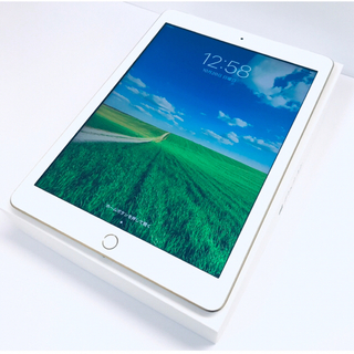 iPad - iPad 第5世代 Wi-Fi+Cellular 32GB 【美品】