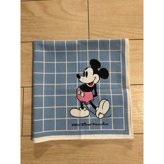 ミッキーマウス(ミッキーマウス)のミッキーマウス ランチナフキン(弁当用品)