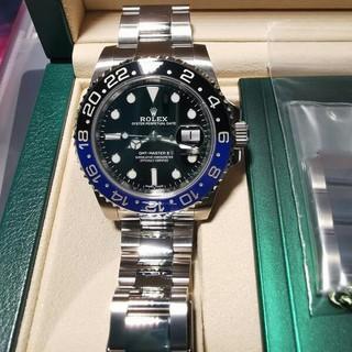 AUDEMARS PIGUET - GMTマスター II 116710BLNR メンズ 腕時計