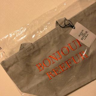 Maison de Reefur - メゾンドリーファー 台湾限定トートバッグ