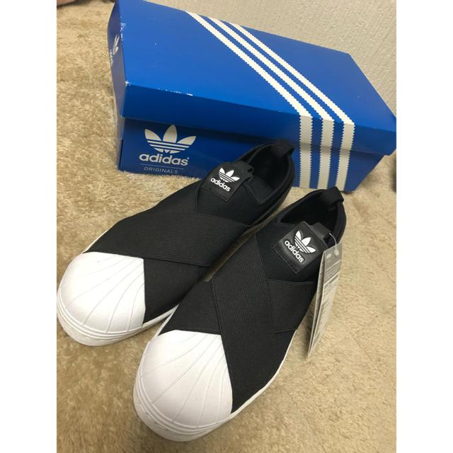 adidas(アディダス)のアディダス スーパースター スリッポン メンズの靴/シューズ(スリッポン/モカシン)の商品写真
