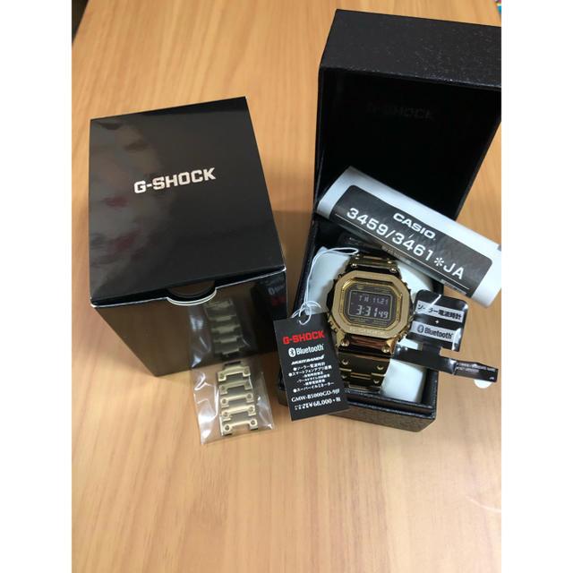 G-SHOCK - CASIO G-SHOCK GMW-B5000GD-9JF フルメタル ゴールドの通販