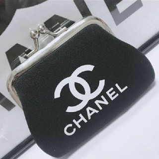 CHANEL - CHANEL ノベルティ がま口 コインケース
