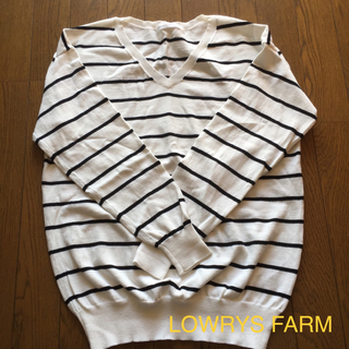 LOWRYS FARM - プルオーバートップス■ローリーズファーム