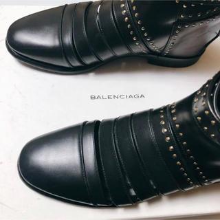 バレンシアガ(Balenciaga)の美品♦️BALENCIAGA バレンシアガ レディース 靴 ブーツ シューズ(ブーツ)