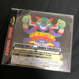 GENERATIONS - GENERATIONS SHONEN CHRONICLE アルバム