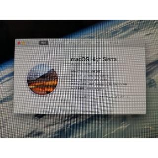 Mac (Apple) - iMac (21.5-inch, Mid2011)