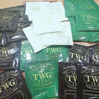 TWG 紅茶 25パックセット