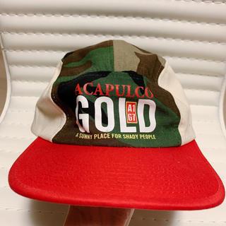 アカプルコゴールド(ACAPULCO GOLD)のアカプルコゴールド キャップ(キャップ)