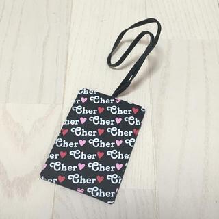 シェル(Cher)のcher シェル パスケース 定期入れ (名刺入れ/定期入れ)