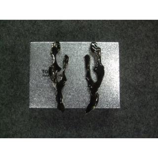TOGA - ★TOGAトーガ新品Motif earrings 2 Black