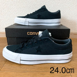 CONVERSE - CONVERSE ONE STAR CANVAS OX CONS