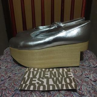 ヴィヴィアンウエストウッド(Vivienne Westwood)のVivienne Westwood GOLD Label Rockin hors(ハイヒール/パンプス)