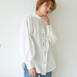 SeaRoomlynn - ショルダーボリュームチュニックシャツ
