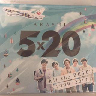 嵐 5×20 JAL 国内線盤