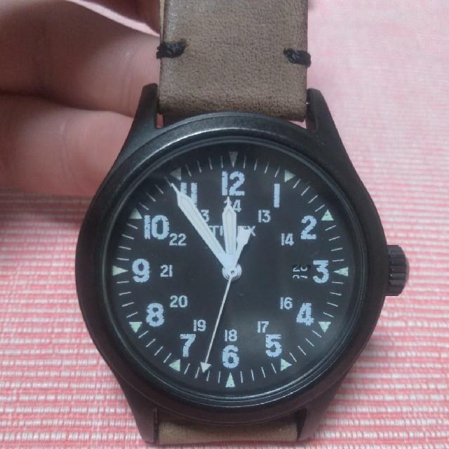 TIMEX - タイメックス 腕時計 日本限定 ミリタリーの通販
