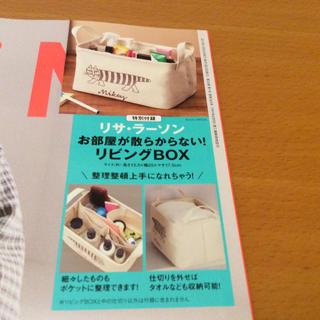 リサラーソン(Lisa Larson)のリサラーソン 仕分け上手な収納BOX(ケース/ボックス)