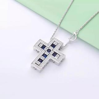 ダミアーニ(Damiani)のネックレス シルバー925 czダイヤモンド ベルエポック メンズ レディース(ネックレス)
