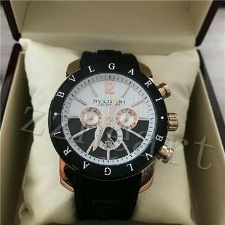 BVLGARI - 新品 ブルガリ BVLGARI メンズ 腕時計