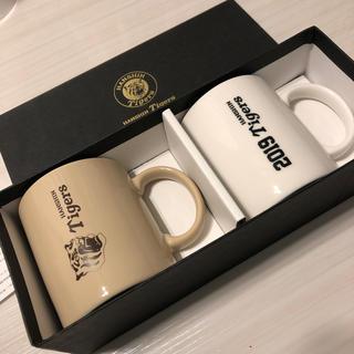 ハンシンタイガース(阪神タイガース)の阪神タイガース マグカップ(記念品/関連グッズ)