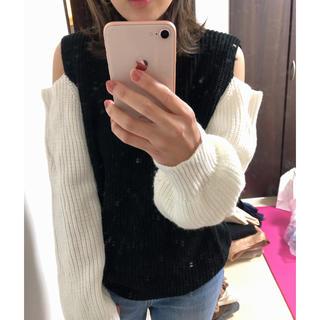 MURUA - ☆美品☆ オフショルセーター