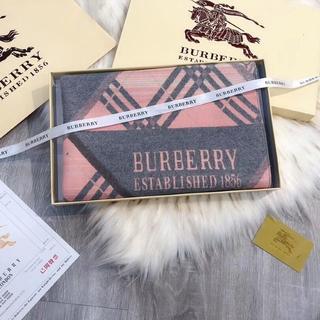バーバリー(BURBERRY)のBurberry マフラー(マフラー/ショール)