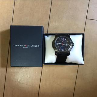 トミーヒルフィガー(TOMMY HILFIGER)のお土産袋付き!トミーヒルフィガー腕時計 新品タグ付き(腕時計(アナログ))