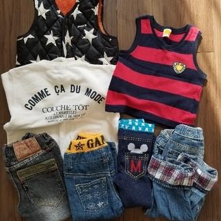 コムサデモード(COMME CA DU MODE)の子供服 まとめ売り 90~95(Tシャツ/カットソー)