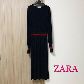 ZARA - 【ZARA】ロングワンピース