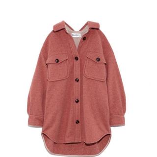 snidel - ウールシャツジャケット
