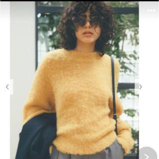 ミラオーウェン(Mila Owen)のミラオーウェン♡雑誌掲載 完売 シャギーニット(ニット/セーター)
