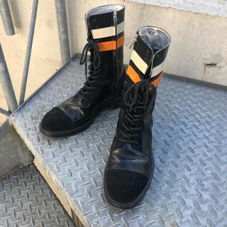 RAF SIMONS - 破格 レア RAF SIMONS 16aw narrow boots