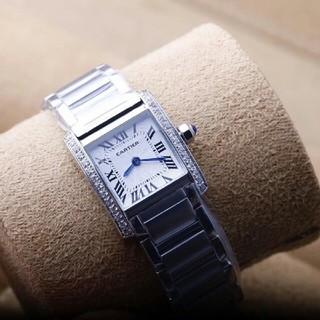 Cartier - Cartier腕時計レディースクオーツ