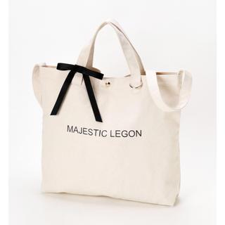 MAJESTIC LEGON - 新品 トートバッグ