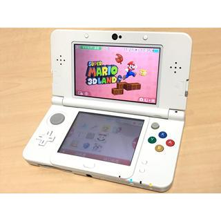 ニンテンドー3DS - 【送料無料】ニンテンドーNew3DS ホワイト本体