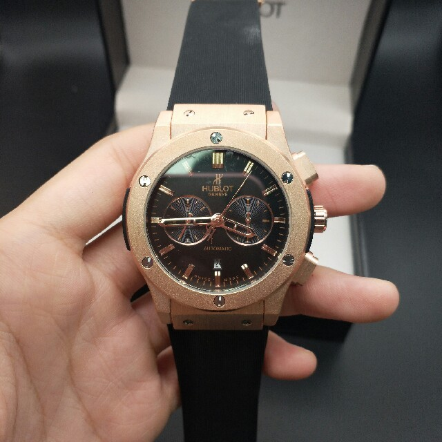 HUBLOT - 高級 ウブロ 腕時計 自動巻きの通販