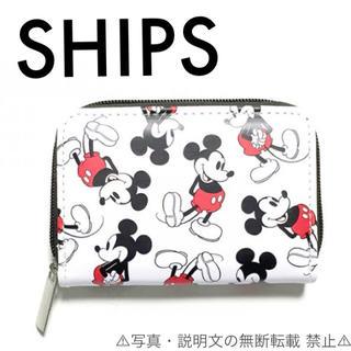 シップス(SHIPS)の⭐️新品・限定⭐️【SHIPS シップス】カードケース★付録❗️(名刺入れ/定期入れ)