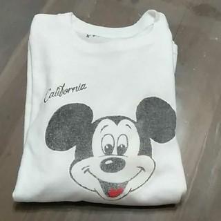 FRAMeWORK - フレームワーク ミッキーTシャツ