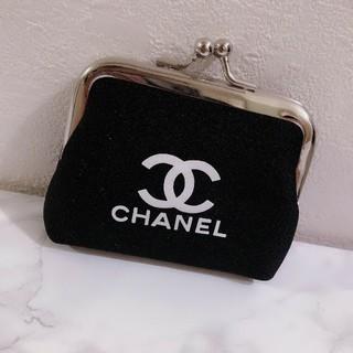 CHANEL - がま口 財布 小銭入れ ノベルティ