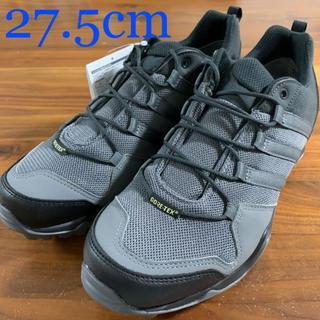 アディダス(adidas)のアディダス 27.5cm トレッキングシューズ ゴアテックス CM7718(登山用品)