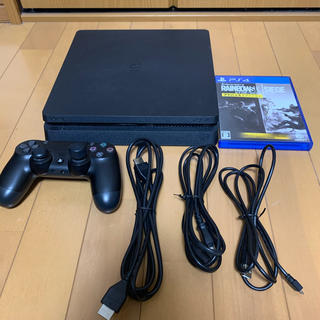 PlayStation4 - PS4 CUH-2200A ジェットブラック