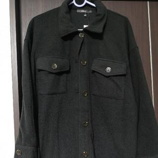 しまむら - フリース シャツ ジャケット 新品未使用