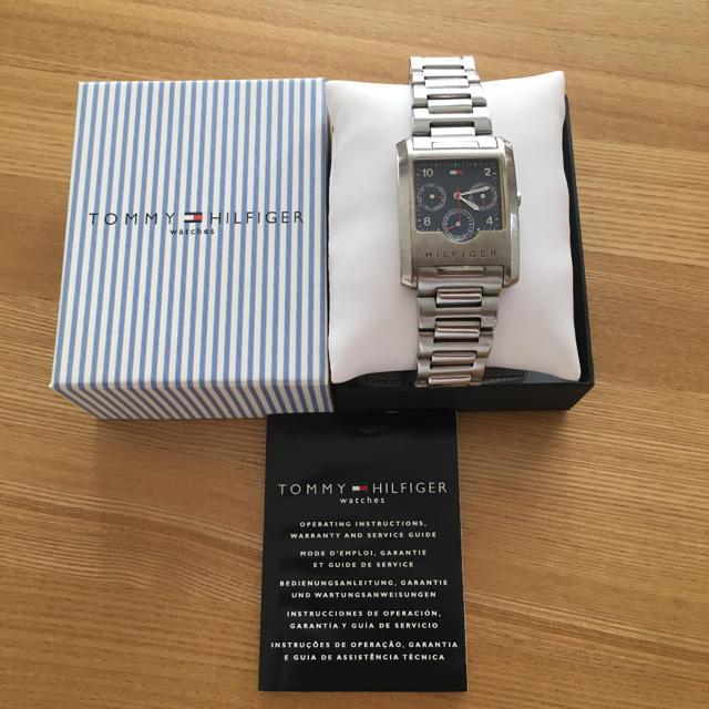TOMMY HILFIGER - TOMMYHILFIGER  トミーヒルフィガー  腕時計の通販
