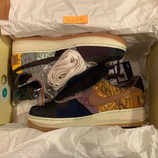 NIKE -   NIKE AIR FORCE 1 LOW/CACTUS JACK 27cm