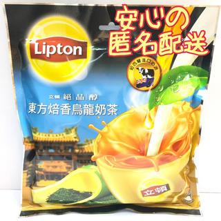 リプトン 【東方焙香烏龍奶茶】 烏龍ミルクティー 