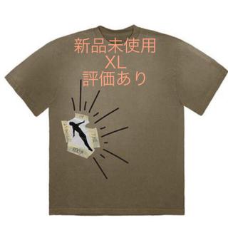 ナイキ(NIKE)のTRAVIS SCOTT CACTUS JACK HITR DIVE Tシャツ(Tシャツ/カットソー(半袖/袖なし))